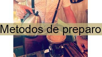 Métodos de preparo