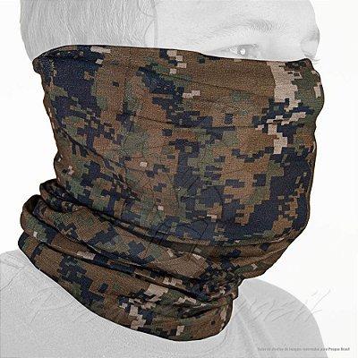 Máscara De Proteção Solar Top Skin  - Marpat Woodland