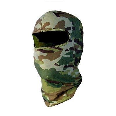 Balaclava Multicam - Proteção UV