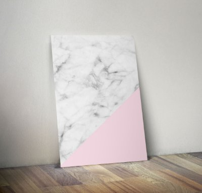 Plaquinha Decorativa - Abstrato