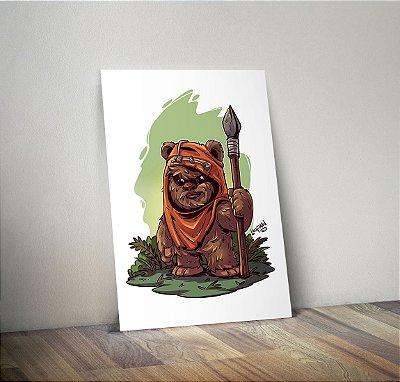 Plaquinha Decorativa - Star Wars