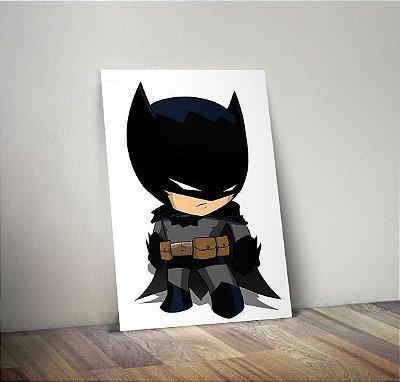Plaquinha Decorativa - DC Batman