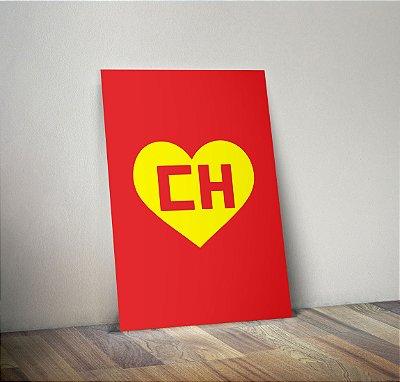 Plaquinha Decorativa - Chapolin