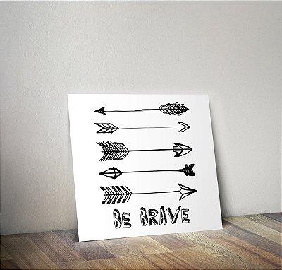 Plaquinha Infantil - Brave