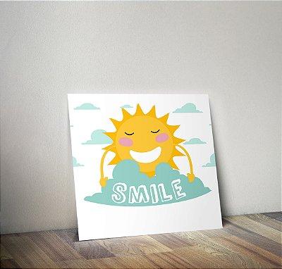 Plaquinha Infantil - Sol