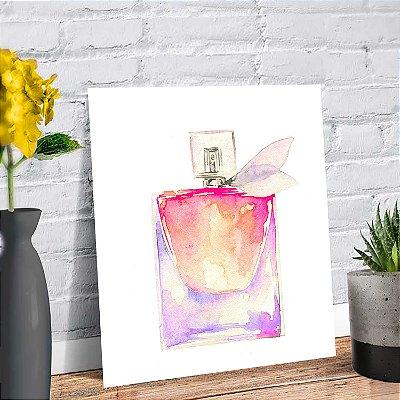 Placa Decorativa Decoração Perfume