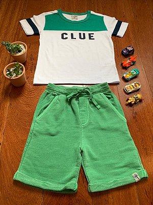 Conjunto Clue Verde