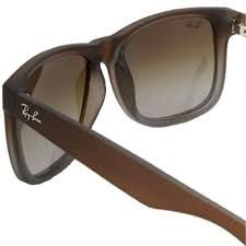 Óculos Ray Ban Justin Marrom