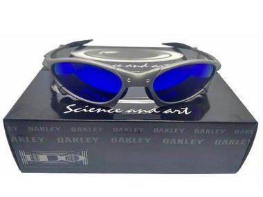 Oculos Oakley Penny X-metal Azul + Teste + Certificado