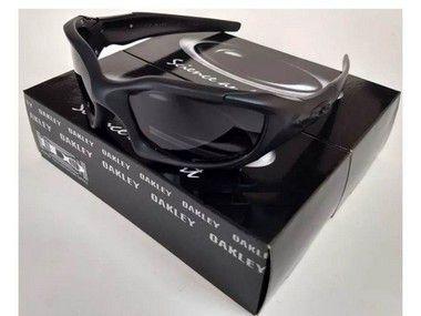 Oculos Oakley Pit Boss 1 Preto + Certificado+ Teste