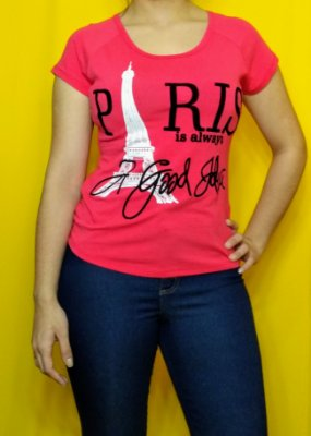"T-shirt ""Paris"""