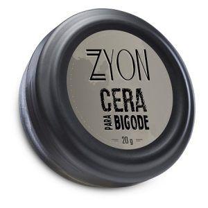 CERA DE BIGODE ZYON 20G
