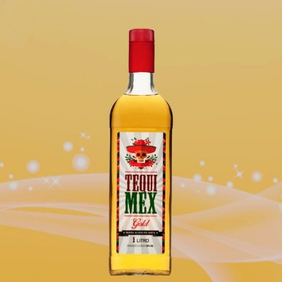 Tequila Tequimex Gold