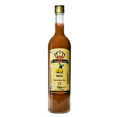 Licor de cachaça sabor marula - Rainha da Cana - 700 Ml