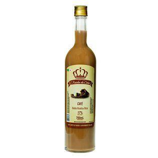 Licor de cachaça sabor café - Rainha da Cana - 700 ml