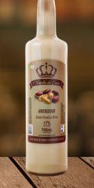 Licor de Cachaça Rainha da Cana Amendoim