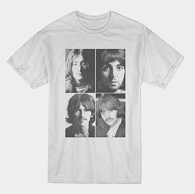 Camiseta Beatles White Album