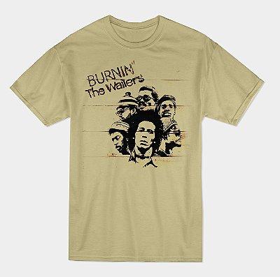 Camiseta Bob Marley & the Wailers