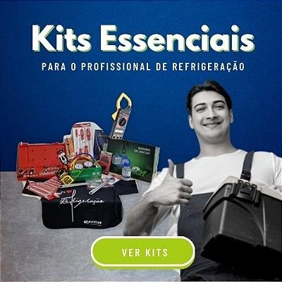 Kits Essenciais Refrigeração