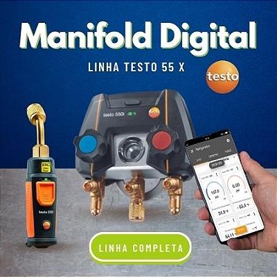 Banner Manifold Testo