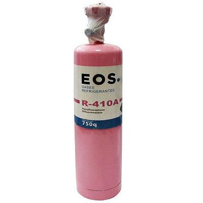 GAS R410A EOS Lata descartável 750g