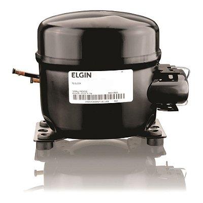 Compressor  ELGIN ENLE55D 1/6HP 127V 60HZ R-134A