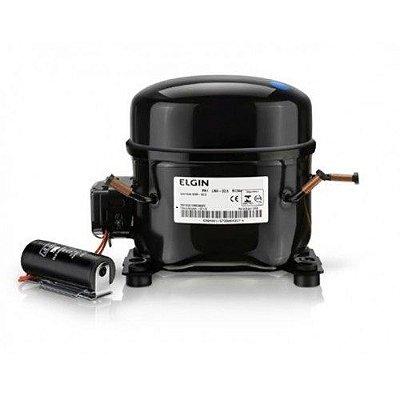 Compressor ELGIN 1/3HP 127V 60HZ R134A Blends
