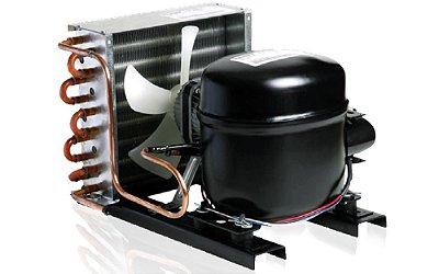 Unidade Condensadora ELGIN 0065E2I 1/5HP R-134A 220V 60HZ