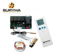 Kit Central Elétrica Placa Universal - 80150.064 - Surhya