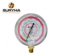 Manômetro R22/404/134 Alta - 80150.002 - Surhya