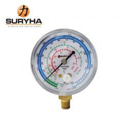 Manômetro R22/404/134 Baixa - 80150.003 - Surhya