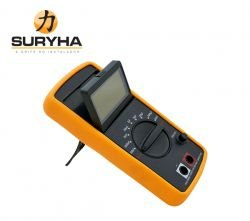 Capacímetro Digital - 80150.090 - Surhya
