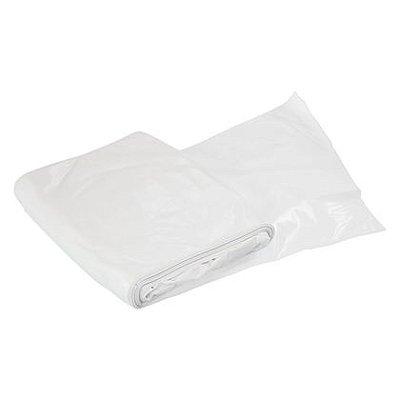 Fita de PVC branca 100MMx10M