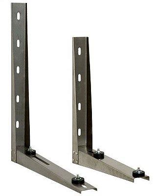 Suporte Condensador alumínio de 7000 a 12000BTU 400mm
