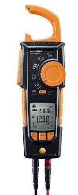 Testo 770-3 - Alicate Amperímetro - 0590 7703 - Testo