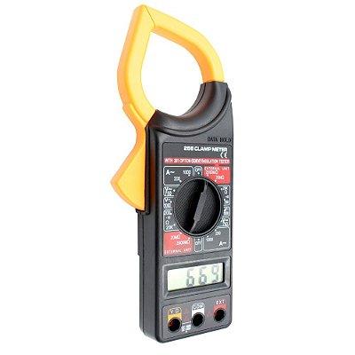 Alicate Amperímetro Digital - 000027 - Eolo