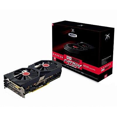 Placa de Vídeo AMD XFX Radeon RX 590 FatBoy OC+ 8GB, GDDR5