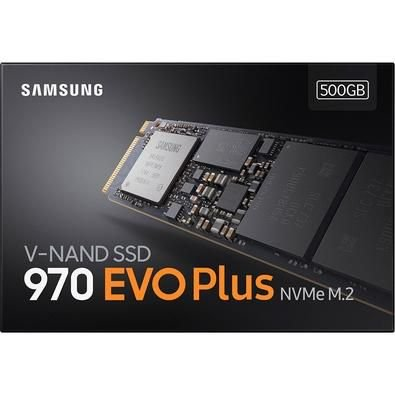 SSS Samsung EVO Plus 970 - 500GB