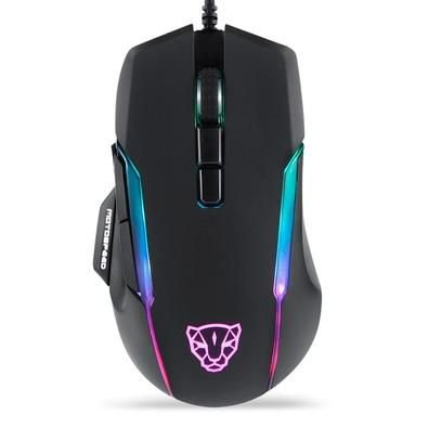 Mouse Gamer Motospeed V90 - Preto 12000DPI
