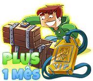 Vip Plus - 1 Mês