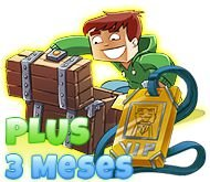 Vip Plus - 3 Meses
