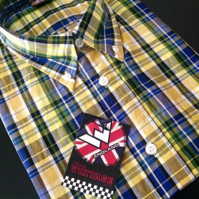 Button Down Warrior Clothing - Strummer Punk