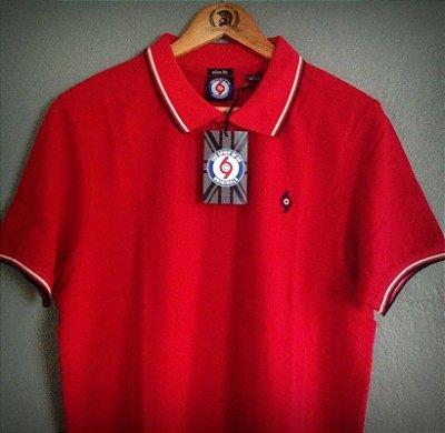 Polo The Spirit of 69 Vermelho