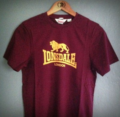 Camiseta Lonsdale Smith