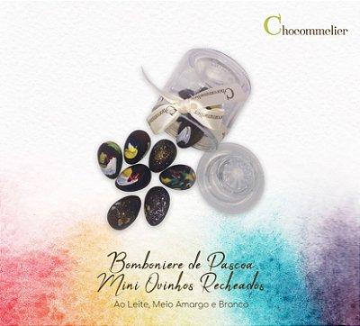 Bomboniére de Páscoa - Linda Lembrança
