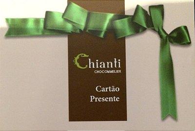 Cartão Presente Chianti Chocommelier