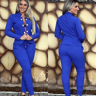 Conjunto de Ribana Azul Bic