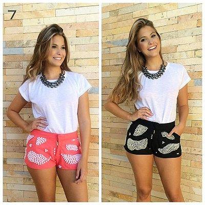 Shorts Perola