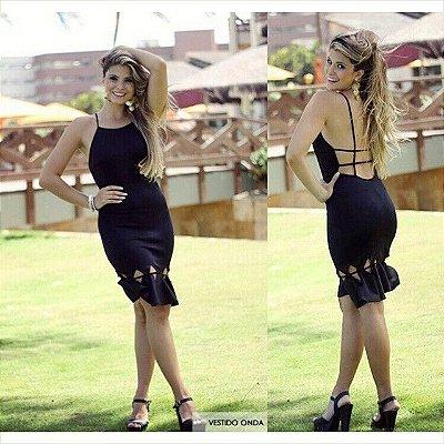 Vestido Onda