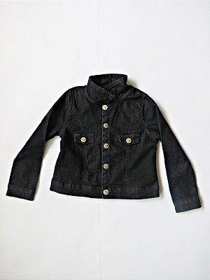 Jaqueta jeans infantil feminina Malwee